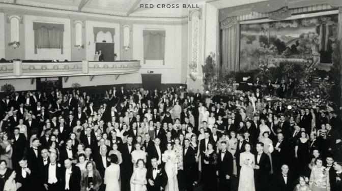 Woodville Red Cross Ball